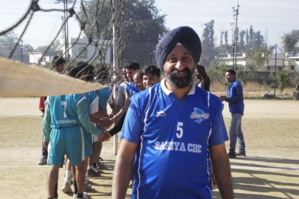 rajbhra volley ball tournament
